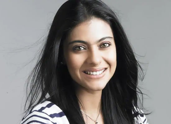 KAJOL HELPS WITH A COMEBACK!