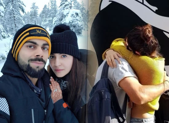 Virat Kohli and Anushka Sharma to keep 21 days in a year for spending time together!