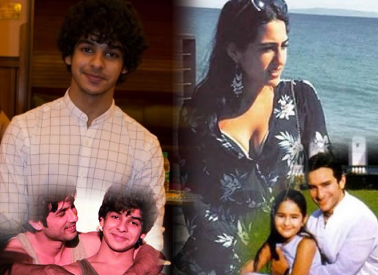 Karan Johar to launch Saif's daughter Sara Ali Khan and Shahid's brother Ishaan in 'Student Of The Y