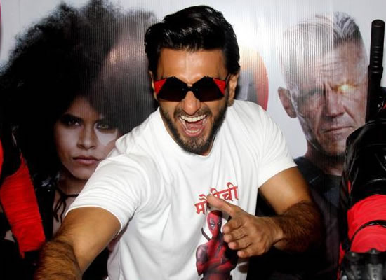 Celebrity life is not easy, says Ranveer Singh!