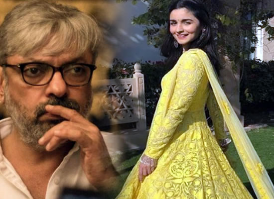 Alia Bhatt to essay the role of Amrita Pritam in Sanjay Leela Bhansali's next?