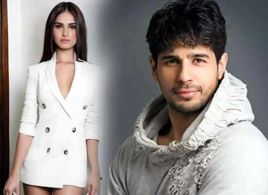 Tara Sutaria to admit having a crush on Sidharth Malhotra?