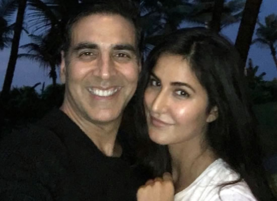 Akshay and Katrina reunite after 7 long years!