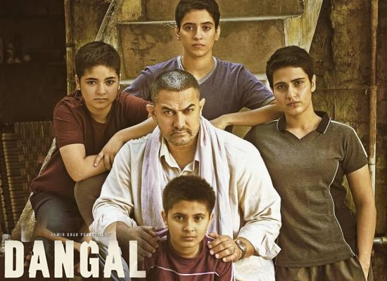 Dangal becomes the first Indian film with an audio description for the visually impaired!