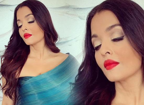 Aishwarya Rai Bachchan's gorgeous avatar at Cannes!