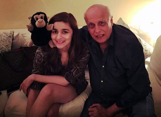 Alia Bhatt is not a part of father Mahesh Bhatt's Sadak's sequel!