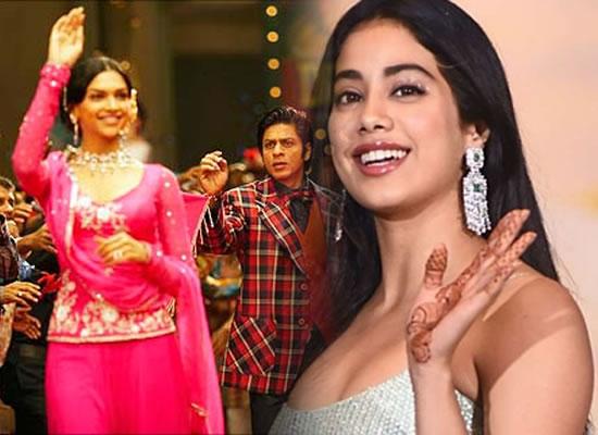 I was obsessed with Deepika Padukone's Om Shanti Om, says Janhvi Kapoor!