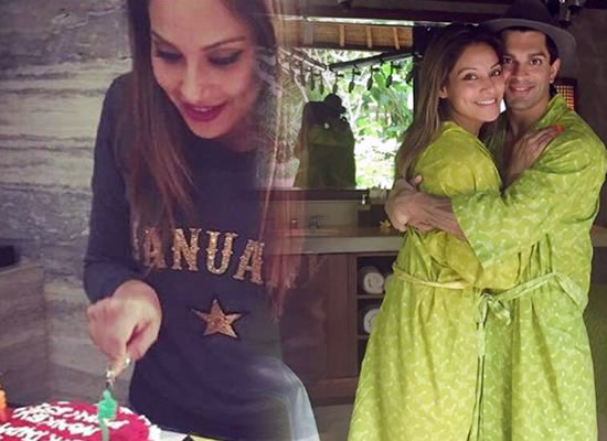 Karan has given me a special gift which I cannot reveal, says Bipasha Basu!