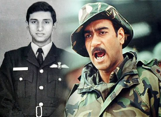 Ajay Devgn to play Squadron Leader Vijay Karnik in his next flick Bhuj!