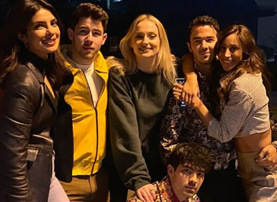 Nick Jonas feels happy to see Priyanka's closeness with Sophie Turner and Danielle Jonas!