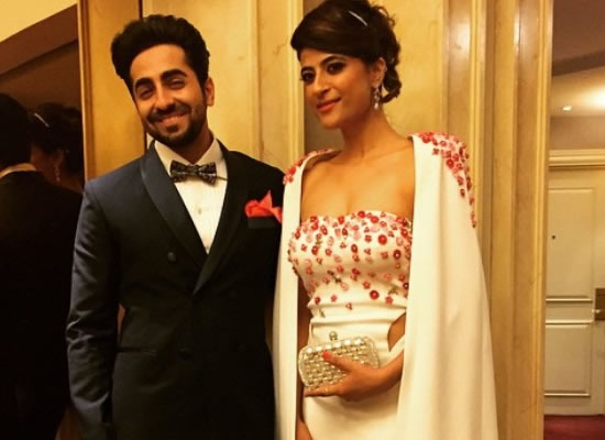 Ayushmann's wife Tahira Kashyap to direct her first feature movie soon?