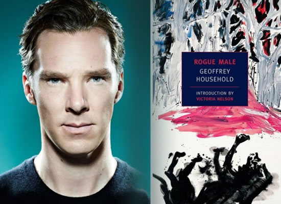 Benedict Cumberbatch signs up to become a Rogue Male!
