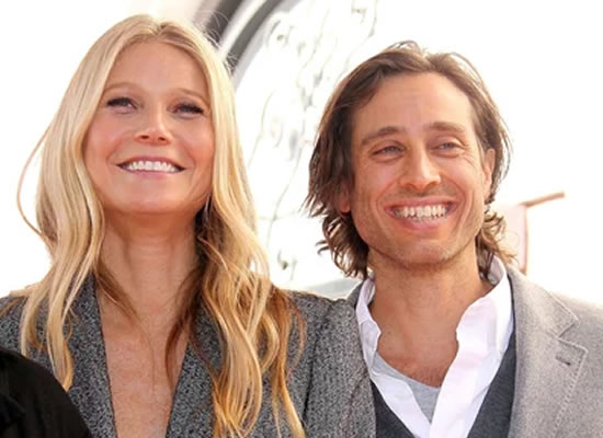 Gwyneth Paltrow and her hubby Brad Falchuk do not live together full time?