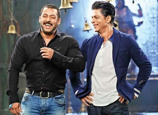 Who has the guts to say no to Salman Khan?, says SRK on his cameo!