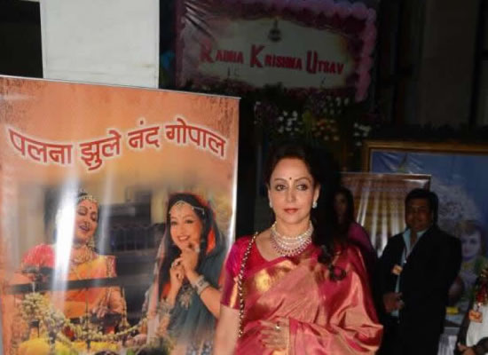 Hema Malini releases her latest devotional album!