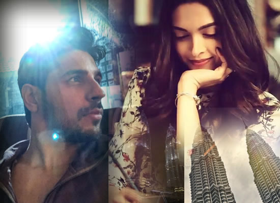 Deepika Padukone and Sidharth Malhotra to shoot a commercial in Malaysia?