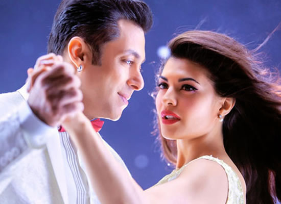 Salman wants Jacqueline Fernandez in 'Race 3'!