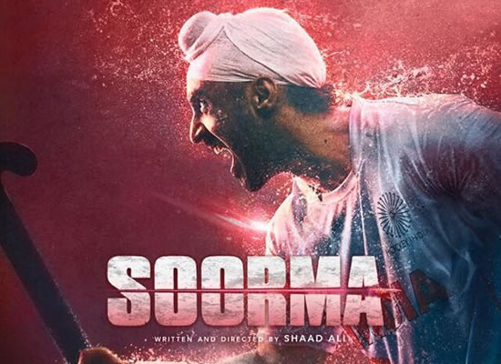 The soundtrack of Soorma is an average one with a few tuneful and supportive numbers.