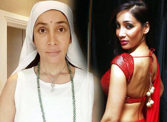 Bigg Boss participant Sofia Hayat turns into a nun!