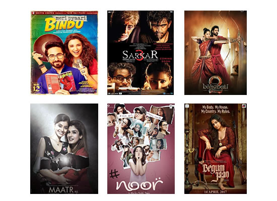 Latest Box Office for this week till 17th May, 2017