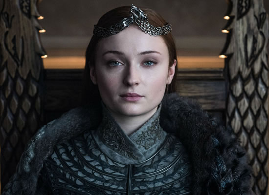 Sophie Turner blames Kit Harington for the infamous coffee cup gaffe!