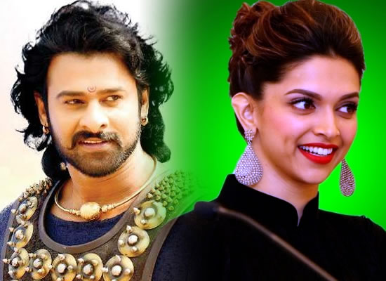 Deepika to star alongside Baahubali star Prabhas in a movie?