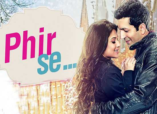 The soundtrack of Phir Se... is a melodic one and worthy to listen repetitively!