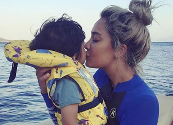 Having a kid opened my eyes to a whole new world, says Lisa Haydon!