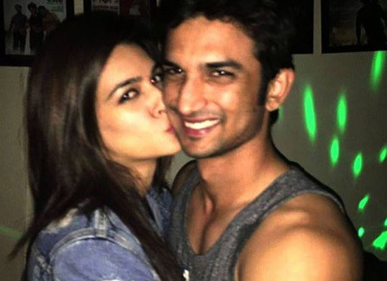 Sushant wants to take his relationship with Kriti forward but slowly!