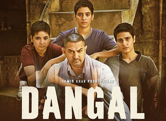 Dangal's songs are situational with versatility of Pritam and Amitabh Bhattacharya!