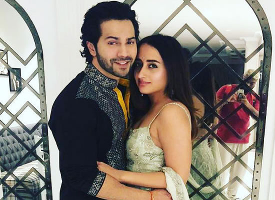 Varun Dhawan and Natasha Dalal to have a dreamy destination wedding in November?