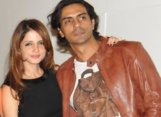 Sussane Khan 'LIKES' Arjun Rampal's 'Daddy' poster!