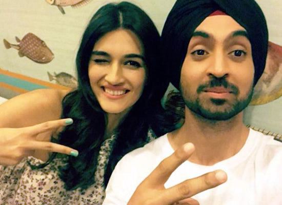 Diljit-Kriti starrer Arjun Patiala to tell the tale of a couple with height difference!