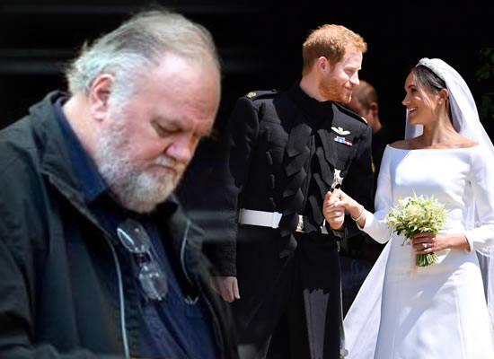 Thomas Markle opens up about his daughter Meghan's life after wedding!