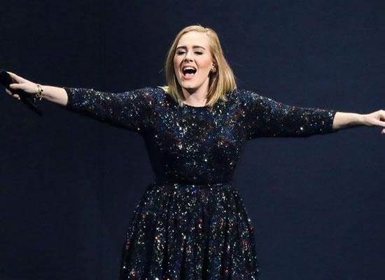 Adele to teach music in BRIT School, London!