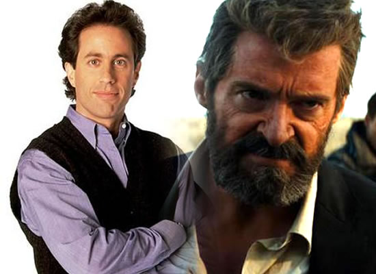 Jerry Seinfeld influenced Hugh Jackman's decision to retire as Wolverine!