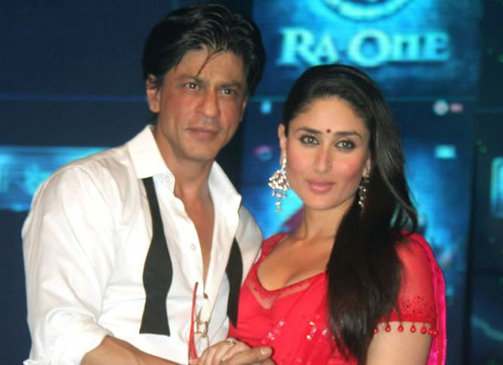 SRK and Kareena to team up again for Salute?