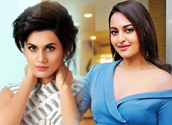 SONA AND TAAPSEE NEED SPACE!