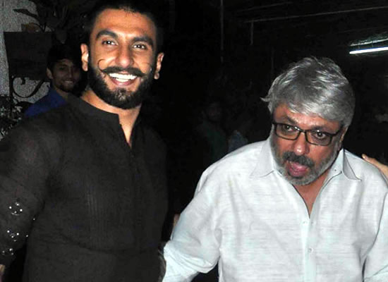 Bhansali extracts great performances from actors, says Ranveer Singh!