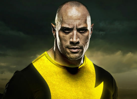 'The Rock' Dwayne Johnson confirmed for Shazam movie!
