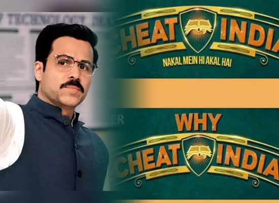 Film Cheat India gets last minute title objection from CBFC!