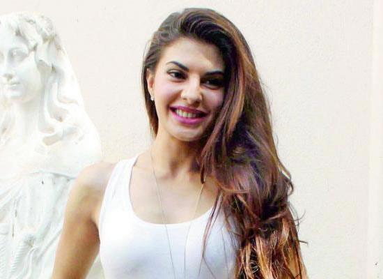Jacqueline Fernandez to reveal about her role model!