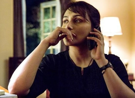 Rani Mukerji to be back as fierce cop Shivani Shivaji Roy in film Mardaani 2!