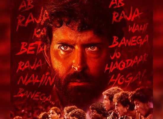 Hrithik Roshan to edit Super 30 for releasing film on scheduled date?