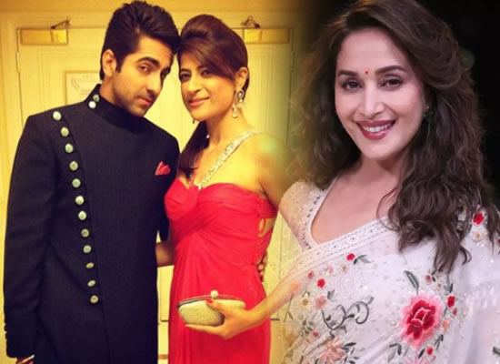 Ayushmann's wife Tahira Kashyap to unite with Madhuri Dixit for her directorial debut!