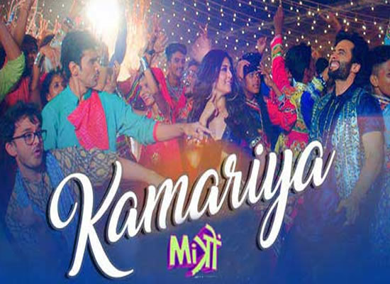 Kamariya Song of film Mitron at No. 6 from 12th July to 18th July!