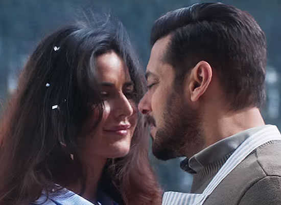 Salman says no to kiss Katrina in Tiger Zinda Hai!