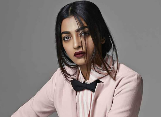 Radhika Apte discloses that she slapped a known star!
