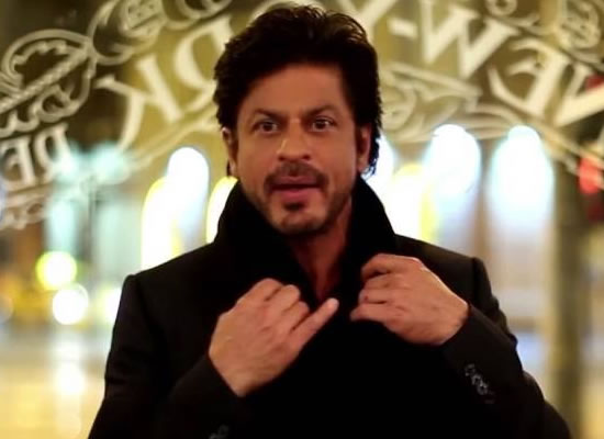 SRK's thanks to late Stephen Hawking for making the world a positive place!
