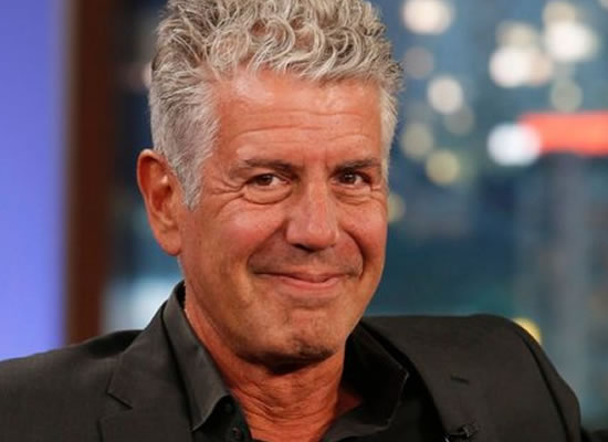 Celebrity chef Anthony Bourdain found dead at 61!